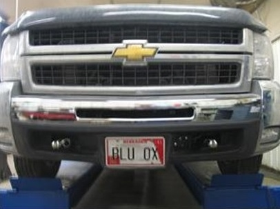 Blue Ox Base Plate Chevy Pickup 1500 1999 - 2007