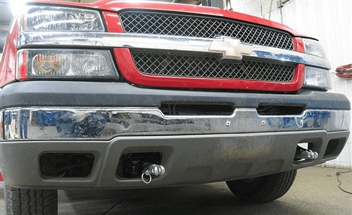 Blue Ox Base Plate Chevy Avalanche 1500 1999 - 2007