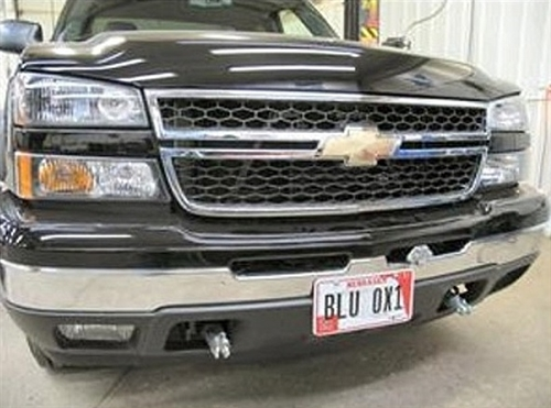 Chevy Tahoe 1500 Blue Ox Base Plate