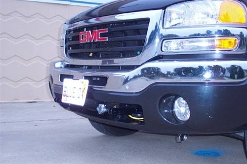 Blue Ox Base Plate GMC Pickup 1500 For 1999 - 2007