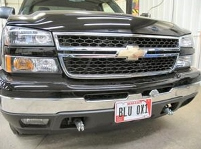 Blue Ox GMC Yukon 1500 Denali Base Plate