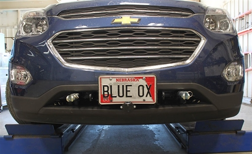 GMC Terrain Blue Ox Base Plate
