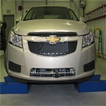 Chevy Cruze No ECO, RS Blue Ox Base Plate