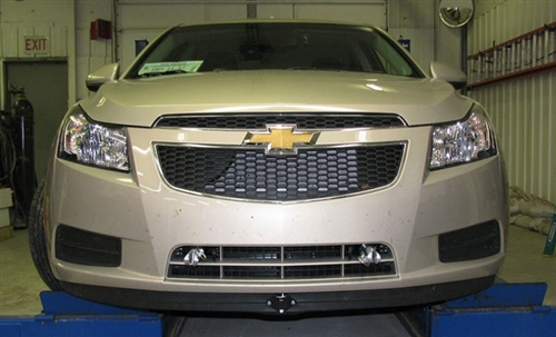 Chevy Cruze Eco Base Plate