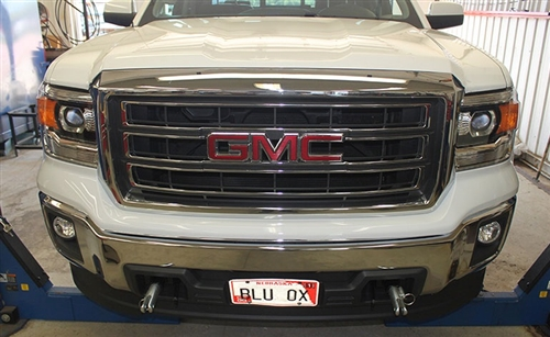 Blue Ox Base Plate 2014 - 2015 GMC Pickup 1500 Sierra