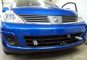 Blue Ox Base Plate Nissan Versa