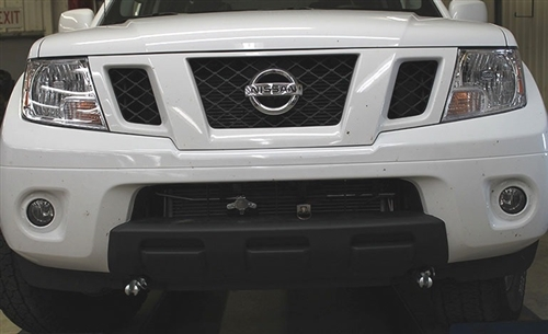Nissan Frontier Blue Ox Base Plate