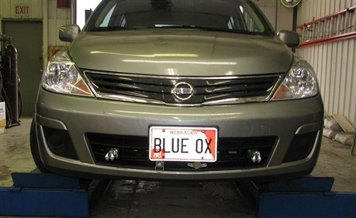 Blue Ox BX1845 Baseplate For 2010-2012 Nissan Versa Hatchback S/SL
