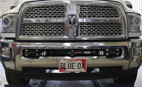 Blue Ox Base Plate Dodge Ram 2500 Pickup