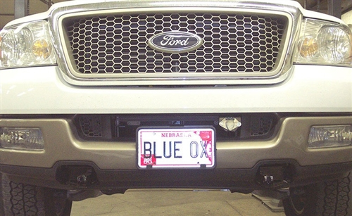 Blue Ox Base Plate Ford Pickup F 150 XLT Super Cab 4WD