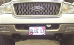 Blue Ox Base Plate Ford Pickup F 150 Lariat Super Crew 4WD