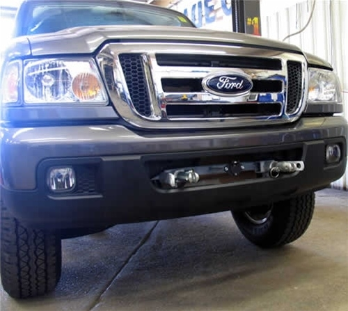 Blue Ox Base Plate Ford Ranger Pickup 2WD