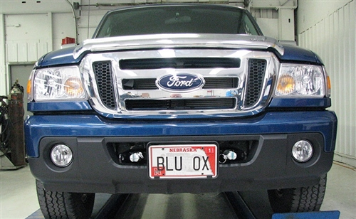 Blue Ox Base Plate 2011 Ford Ranger Sport 2WD