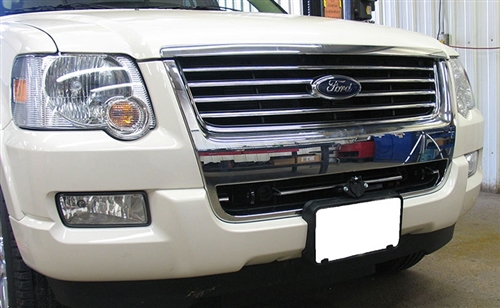 Blue Ox Base Plate Ford Explorer