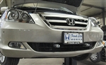 Blue Ox Base Plate Honda Odyssey 2005 - 2007 Including Touring