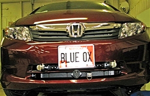 Blue Ox Base Plate Honda Civic 2012