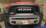 Blue Ox BX2412 Base Plate For Dodge Ram 1500 Rebel, Classic, Laramie, Bighorn
