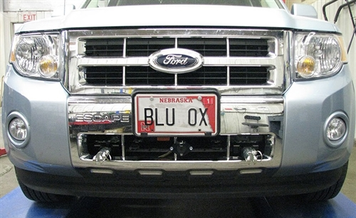 Ford Escape Hybrid Blue Ox Base Plate