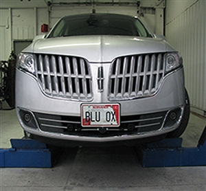 Lincoln MKS Blue Ox Base Plate