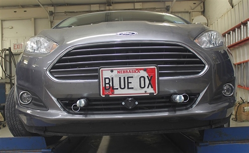 Blue Ox Base Plate Ford Fiesta