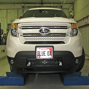 Blue Ox Ford Explorer No Adapt. Cruise Control Base Plate