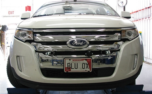 Ford Edge Eco Boost, Limited Blue Ox Base Plate