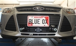 Blue Ox BX2633 Baseplate For 2012-2014 Ford Focus S/SE/SEL/Titanium Hatchback/Sedan