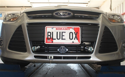 BX2633 Blue Ox Base Plate Ford Focus Titanium