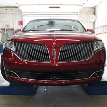 Blue Ox Base Plate Lincoln MKT & MKS Includes Adaptive Cruise & EcoBoost