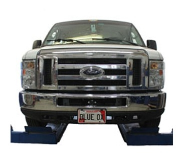 Blue Ox Base Plate Ford E350 Van 2008-2014