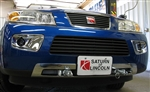 Saturn Vue Including Hybrid/Greenline,NoVTI Blue Ox Base Plate