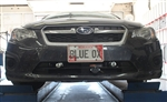 Blue Ox Base Plate 2013 Subaru XV Crosstrek