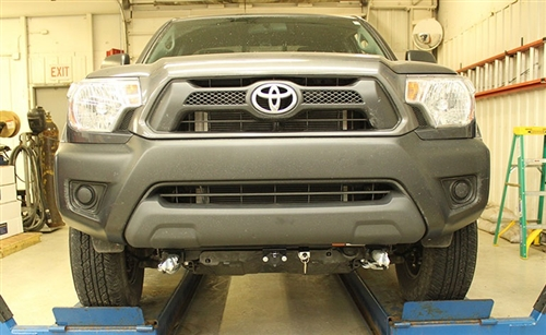 Blue Ox Base Plate Toyota Tacoma All Models
