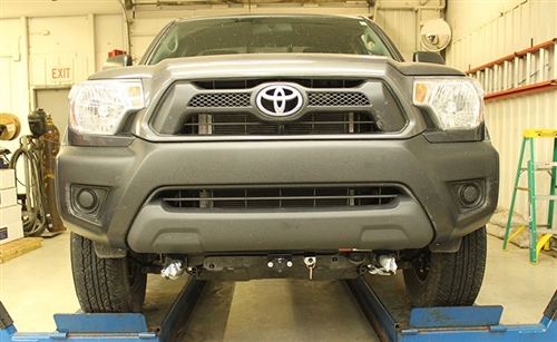 Blue Ox Toyota Tacoma Prerunner Base Plate