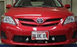 Toyota Corolla Blue Ox Base Plate