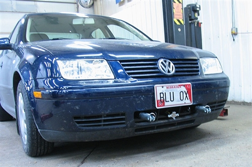 VW Jetta TDI & Gas Base Plate