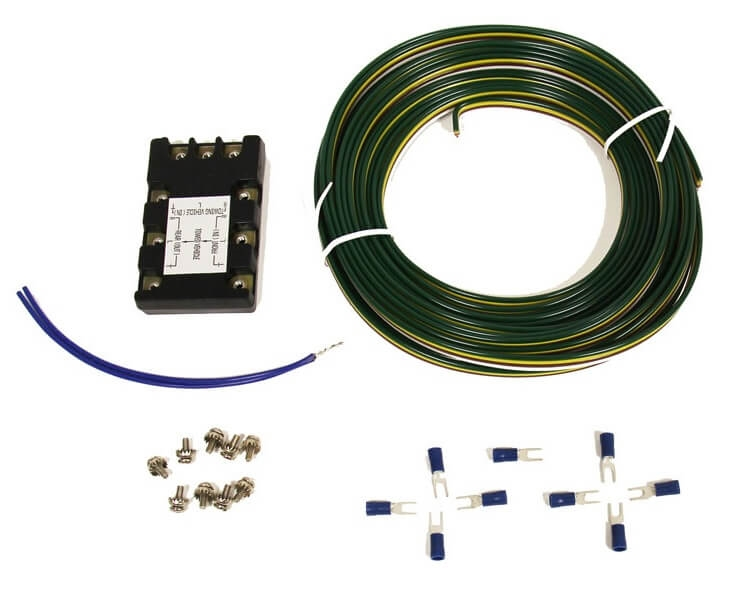 blue ox bx8811 diode block tail light wiring kit rh rvupgradestore com