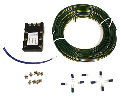 Blue Ox Tail Light Wiring Kit