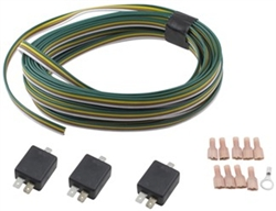 Blue Ox 3 Diode Taillight Wiring Kit