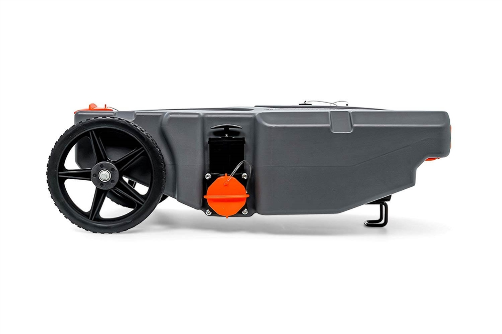 Camco 39004 Rhino Portable Rv Holding Tank 28 Gallons