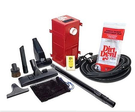 Dirt Devil Cv950 Rv Central Vacuum System