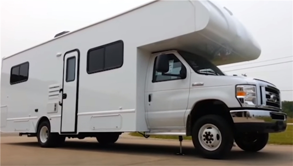 Ford Class C Rv >> Bigfoot Class C Leveling System Installation Package