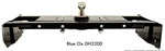 Blue Ox DH2200 '11-'15 Ford F-250/350/450 Diamond Gooseneck Trailer Hitch