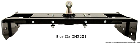 Blue Ox DH2201 '04-'11 Ford F-150 Diamond Gooseneck Trailer Hitch
