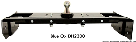 Blue Ox '11-'14 GM 2500/3500 HD Trucks Diamond Gooseneck Trailer Hitch