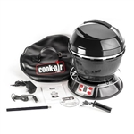 Cook Air EP3620BK RV Portable Grill - Black
