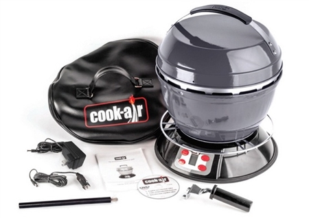 Cook Air EP3620GR RV Portable Grill - Gray