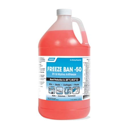 Camco 30767 Freeze Ban -50 RV Antifreeze