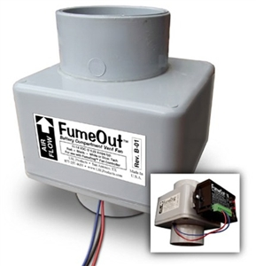 LSL Products FO-VFO Fumeout Exhaust Fan Only