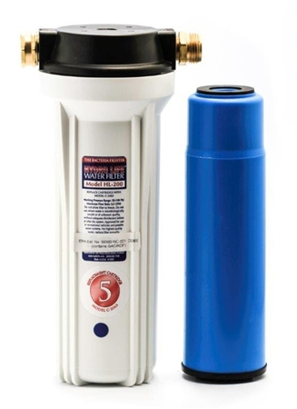 Hydro Life Hl 200 Exterior Canister Style Filter System